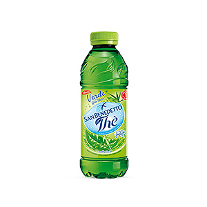 Foto San benedetto iced tea green